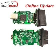 Stm32f405 chip ilimitado com licença completa v2 stm 405 suporte atualização em linha relação diagnóstica do carro stm32f415 sem carregador