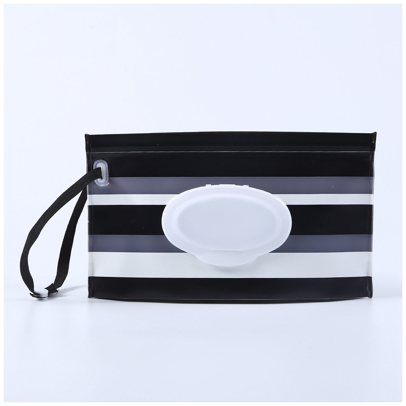 Baby Care Print Wet Wipes Bag Reusable Cover Container for Skin Travel