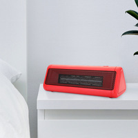 Mini Heater Home Small Heater Portable Practical Convenient To Use Warm Winter(US Plug)