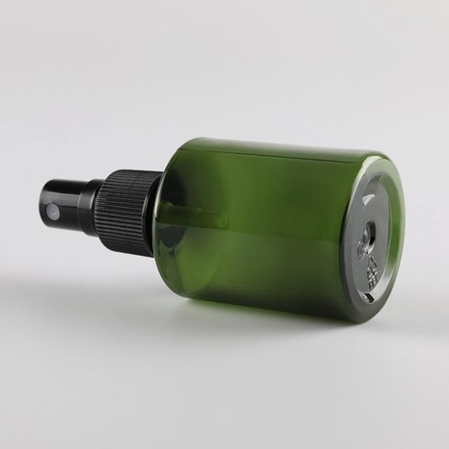 50 مللي 100 مللي 150 مللي 200 مللي فارغة قارورة بلاستيك للمستحضرات التجميل السفر السائل زجاجات شفافة مضخة بدون هواء فراغ مستلزمات التجميل الحاويات