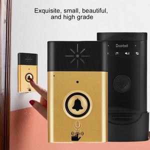 Image 3 - Wireless Voice Intercom Doorbells Two way Talk Door Bell timbre inalambrico Home Intercom Doorbell Security System free shipping