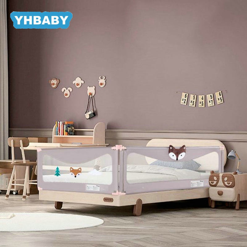 Baby Playpen Bed Safety Rails For Babies Children Fences Folding Fence Free Shipping