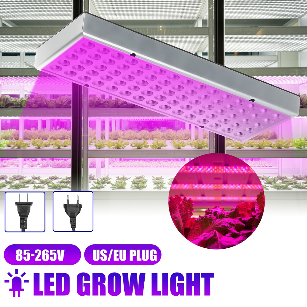 Growing Lamps LED Grow Light 25W AC85-265V Full Spectrum Plant Lighting Fitolampy For Plants Flowers Seedling Cultivation
