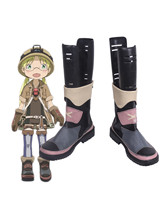 Halloween Cosplay Japanese Anime Made in Abyss Delver White Whistle Riko Anime Manga Cosplay Shoes Boots