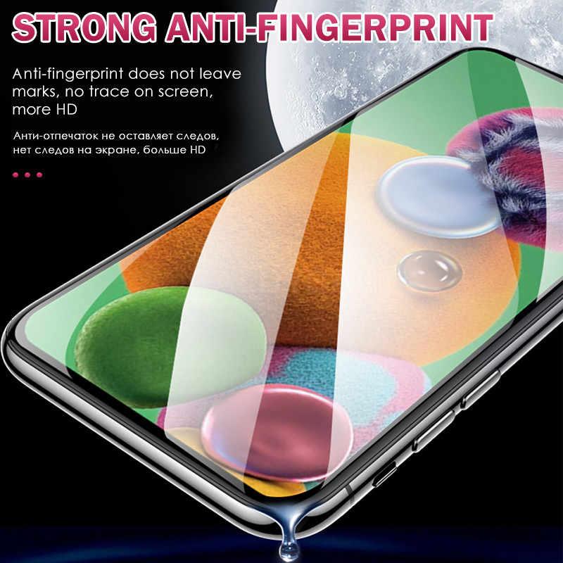 Hydrogel Film Voor Samsung Galaxy A71 A51 Een 71 51 Sticker Hydrogel Screen Protector Voor Samsung A71 A51 Water Gel film Niet Glas