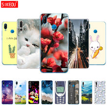 case for huawei P20 lite case cover for huawei p20 pro case back cover Silicon 360 full shockproof P 20 pro painting cover(China)