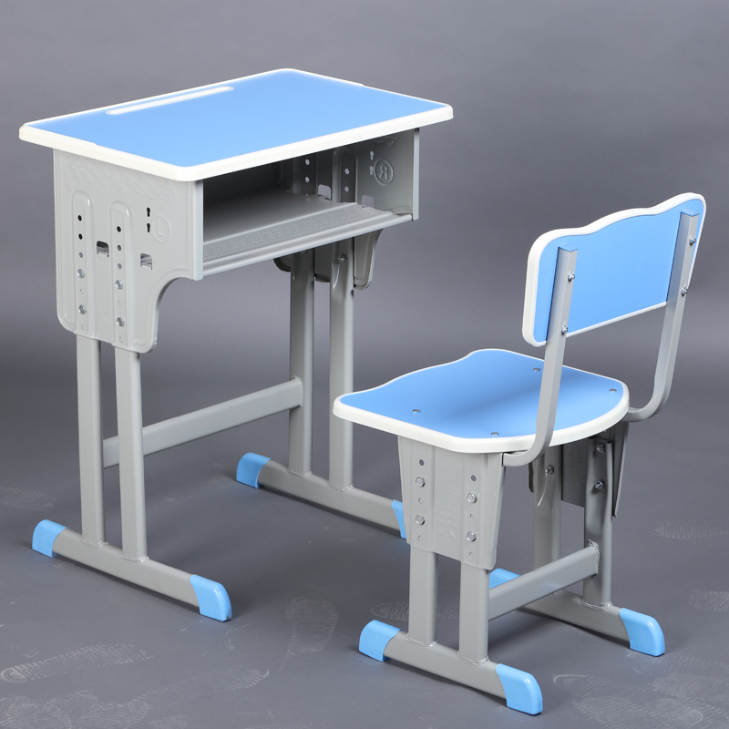 Training Class Desks And Chairs School High School Students Single Double Lift Table Factory Direct Tutoring Class Specials