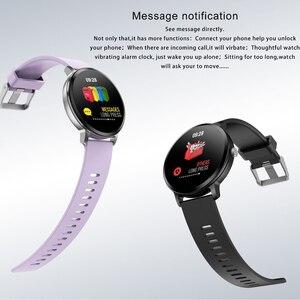 Image 5 - V11 Smart Horloge Mannen Reloj Inteligente Activiteit Fitness Tracker Hartslagmeter Smartwatch IP67 Waterdicht Polsbandje Horloge