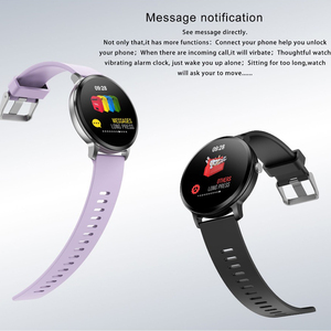 Image 5 - V11 Smart Watch Men reloj inteligente Activity Fitness Tracker Heart Rate Monitor Smartwatch IP67 Waterproof Wristband Watch