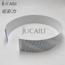 Jucaili 2 шт. 29pin * 400 мм * Головка кабель для передачи данных + 8 шт. XP600 большой демпфер для Epson XP600 печатающая головка один комплект