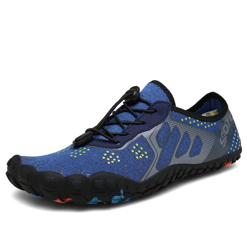 Unisex Elastic Band Quick-drying Aqua Shoes Men Breathable Upstream Shoe Women Casual Non-slip Barefoot Beach Water Footwear
