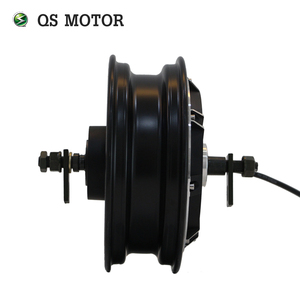 Image 2 - QSMOTOR 10inch 3000w 205 V3 dc brushless scooter hub motor 48v to 96v in High power quality with CE