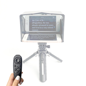 Image 2 - Bluetooth remote control for Teleprompter Video Camera fit for IOS iPhone Android smartphone