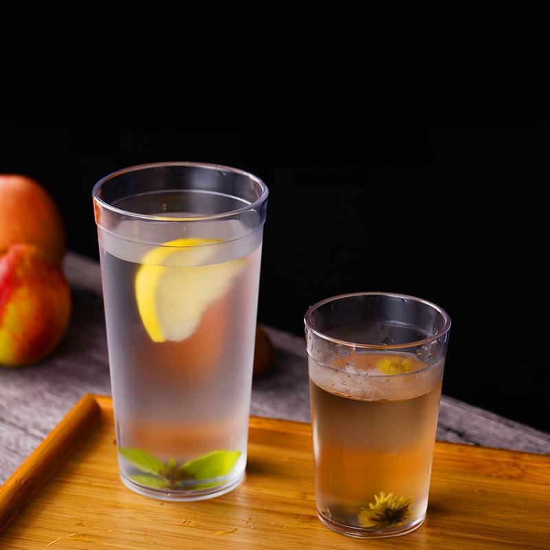 Restaurant-Quality Beverage Tumblers (4)
