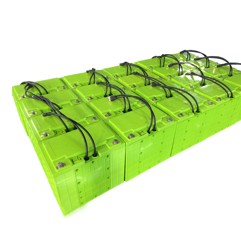 Direct Replace RV House Or Boat And Solar System Lead-acid Battery Lithium Storage Battery 12v 200ah  Battery Pack 100ah