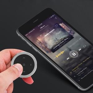 Image 3 - Kebidu araba motosiklet direksiyon müzik çalma uzaktan kumanda kablosuz Bluetooth medya düğmesi iOS/Android telefon için