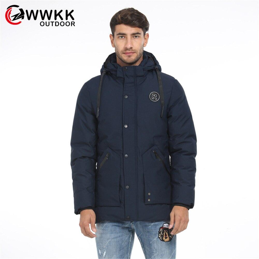 Men's Thicken Jacket Men Winter Mountain/Camping/Trekking Outdoo Jackets Man Outdoor Wear Male Windproof Warm Solid Color Coats