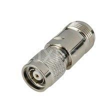 Jxrf conector rp tnc macho plug para n fêmea jack rf adaptador coaxial