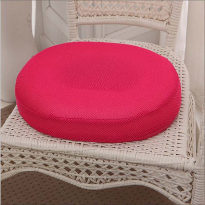 Removable Office Rest Pillow Pregnant Women Sleeping Pad Orthopedic Booster Chair Back Cushions