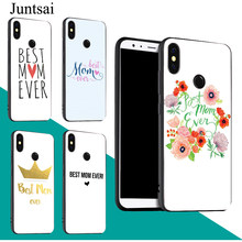 Best Mom Ever Case For Xiaomi Redmi Note 9 7 8 Pro K30 9S 8T 7A 8A Mi 9T A3 9 SE 10 Lite Max3 Mix3(China)