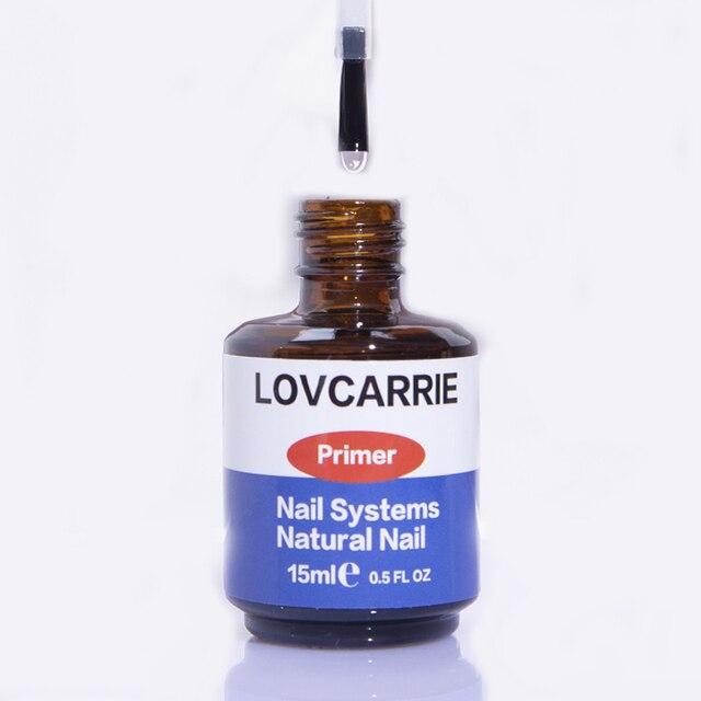 2 PCS/Set 15ML Nail Primer and Dehydrator Acid-free Ultrabond Protein Water Binder Bonder Acrylic Base Gel Polish for Nails Art