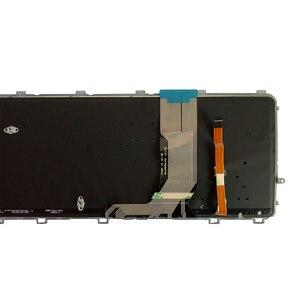 Image 4 - 米国のノートパソコンのhp羨望 15 J 15T J 15Z J 15 J000 15t j000 15z j000 15 j151sr英語シルバーフレームのキーボード