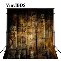 Fotografie Kulissen Nostalgischen Klassischen Holz-Getäfelte Wände Holz Ziegel Wand Hintergründe Für Foto Studio Ntzc-001