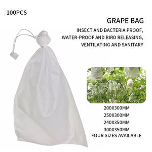 Grape-Protection-Bags Mesh-Bag Grapes Pest-Control-Anti-Bird Vegetable Insect Fruit Garden