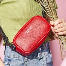 Vento Marea Small Crossbody Bags For Women 2019 Mini Portable Single Shoulder Bag PU Leather Phone Coin Purses New Trend Handbag