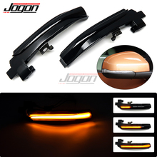 For Volvo V40 CC II V60 S60 2011-2018 S80 V70 III LED Dynamic Turn Signal Rear View Mirror Sequential Blinker Indicator Light