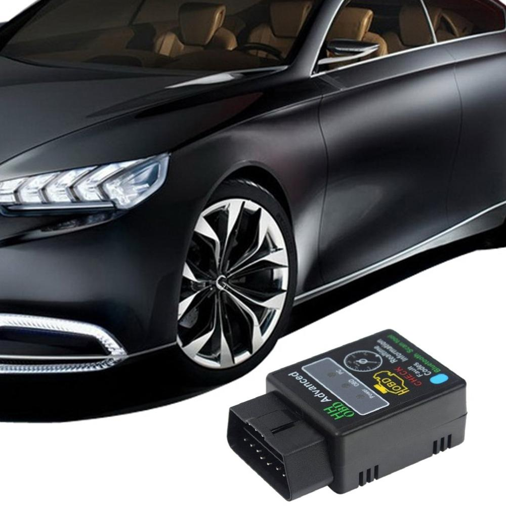 Bluetooth OBD2 Auto Diagnose Scanner Car Scanner Code Reader Durable Diagnostic Scan Tool 2.1 Hardware Version