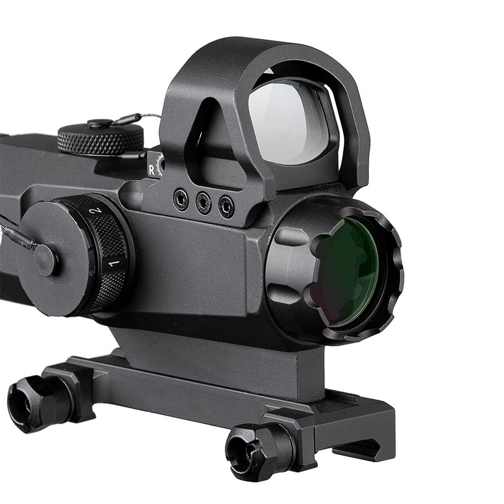 4x24 escopos tactical hamr rifle scope lente 04