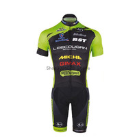 2019 Pro Team Triathlon Suit men's Cycling short sleeve Jersey Skinsuit Jumpsuit Maillot Cycling Ropa ciclismo set gel