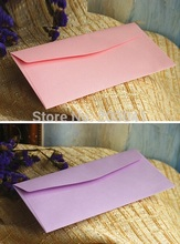 5pcs/lot Kawaii Vintage Candy color series DIY Multifunction envelope set  10 COLORS 220*110mm