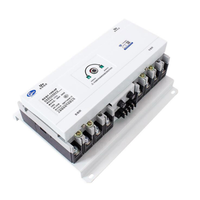 4P/400A ATS three phase four wire dual power supply automatic conversion CB level industrial 400V electromechanical integration