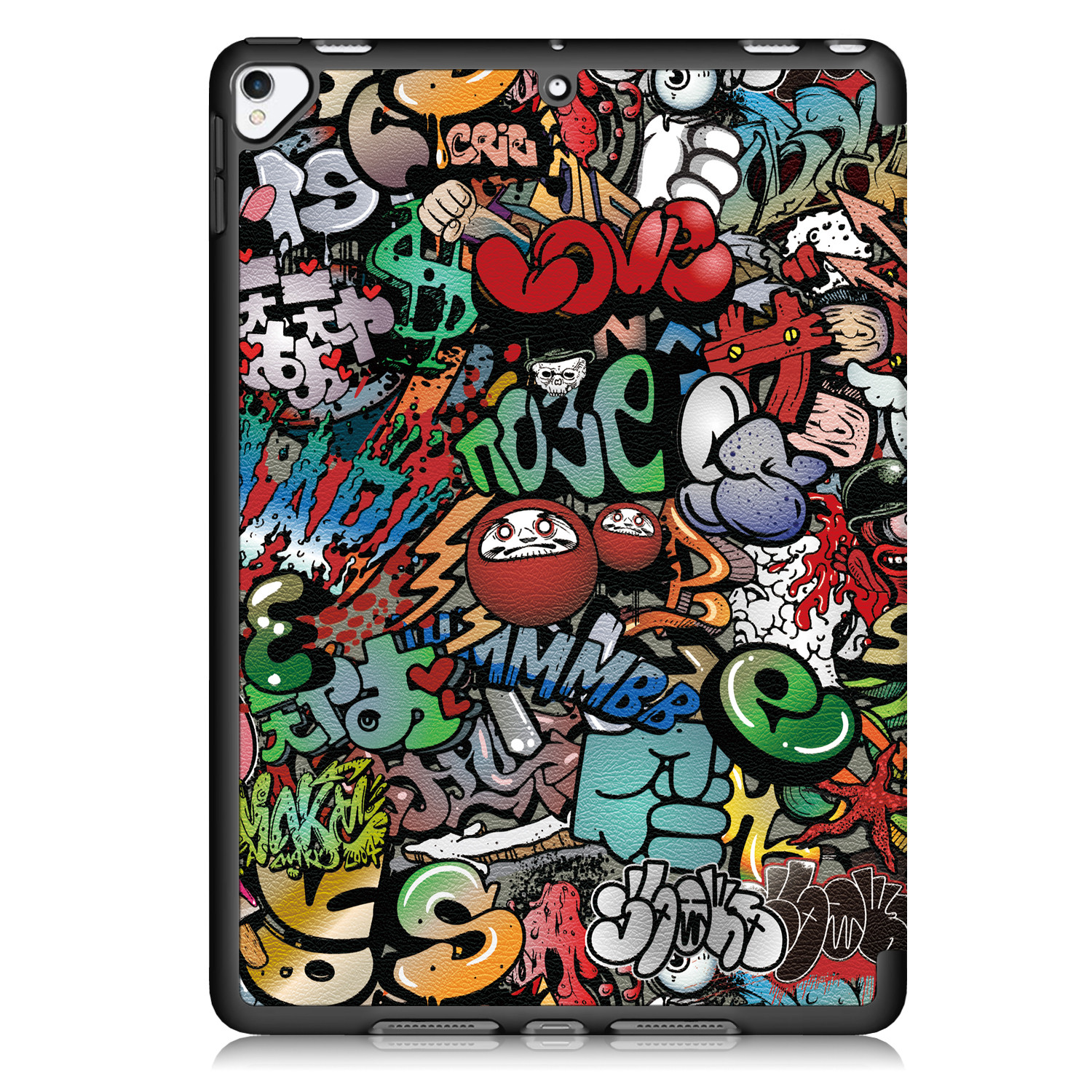 Tablet Case Funda For IPad 10 2 Inch 2020 with Pencil Holder Magnetic Folding Stand Smart