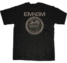 EMINEM - City Of Detroit - t shirt SMLXL2XL New Official Merchandise(China)