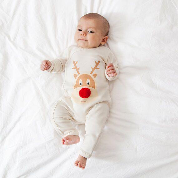 Reindeer Matching Nightwear