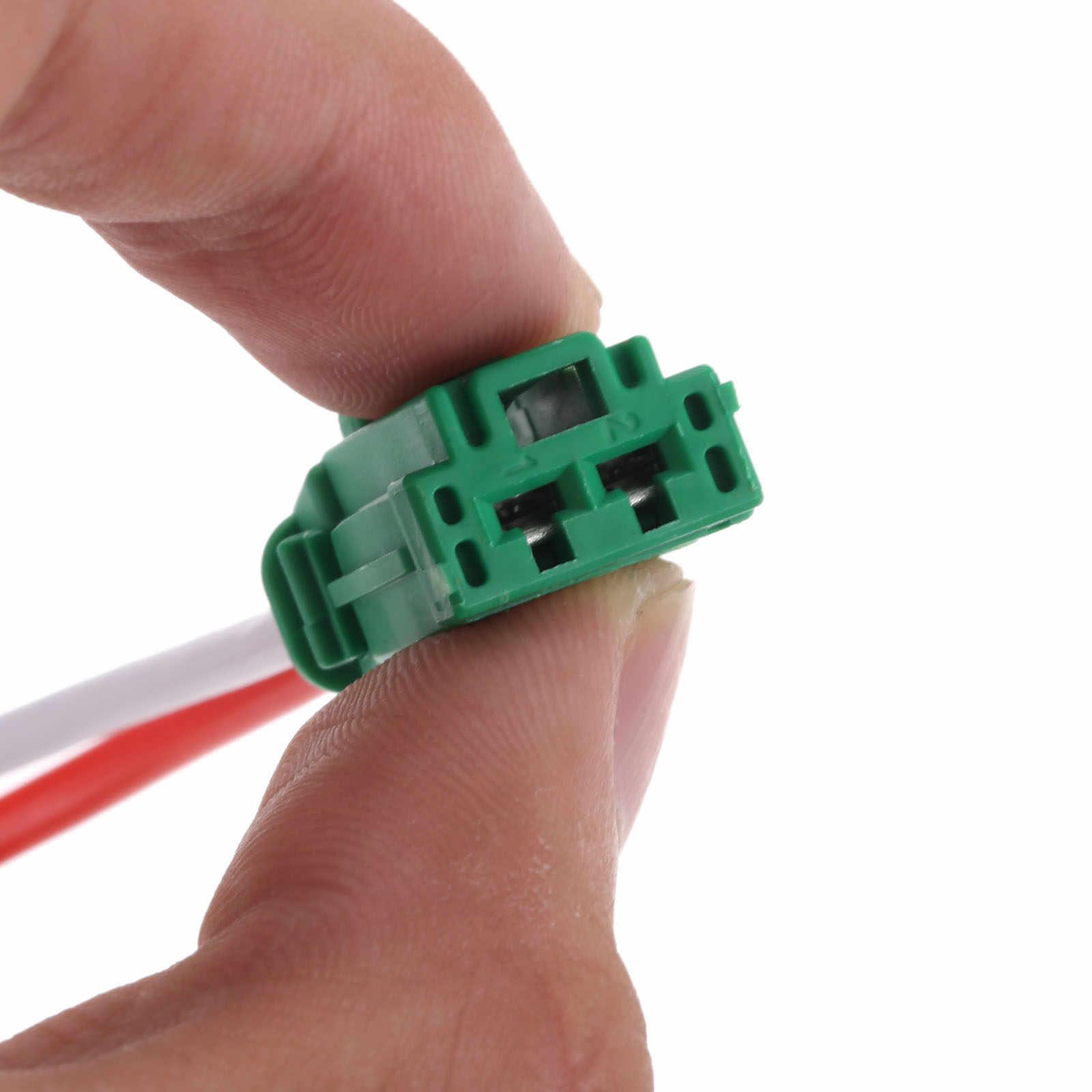 Ventilateur de voiture moteur chauffage ventilateur résistance connecteur/fil pour citroën Peugeot Renault Nissan YPGFJCT4 YPGFJCT4 avec fil 6441. L2