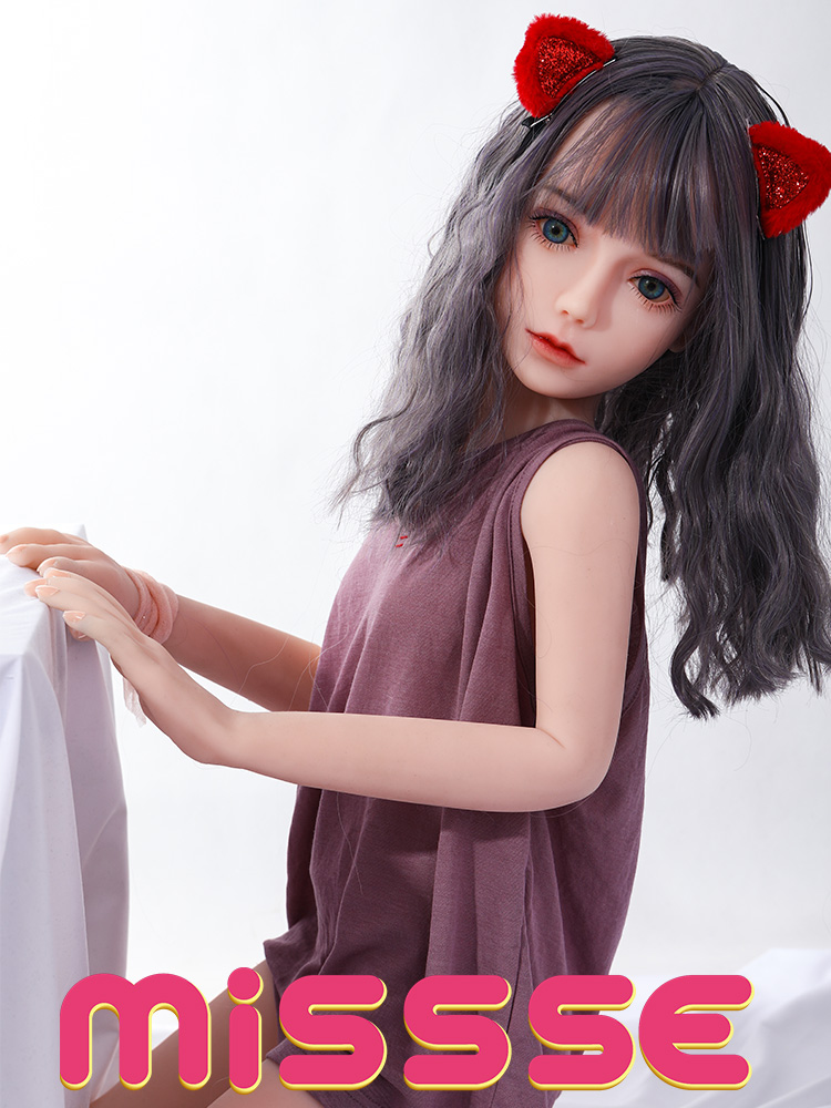 Missse Sex Doll 125cm Real TPE Sex Doll Love Doll Realistic Adult Sex Toys For Men Silicone Sexdoll Cheap Sex Robot Top Quality