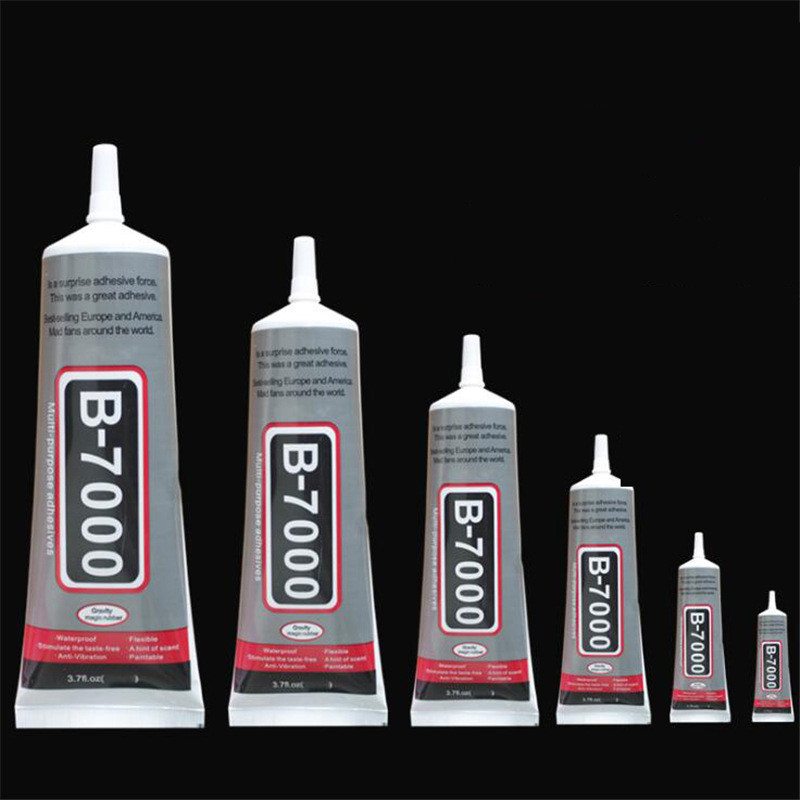 25ml b7000 glue Mobile phone touch screen Superglue b-7000 adhesive telephone glass glue repair point diamond jewelry DIY glue image