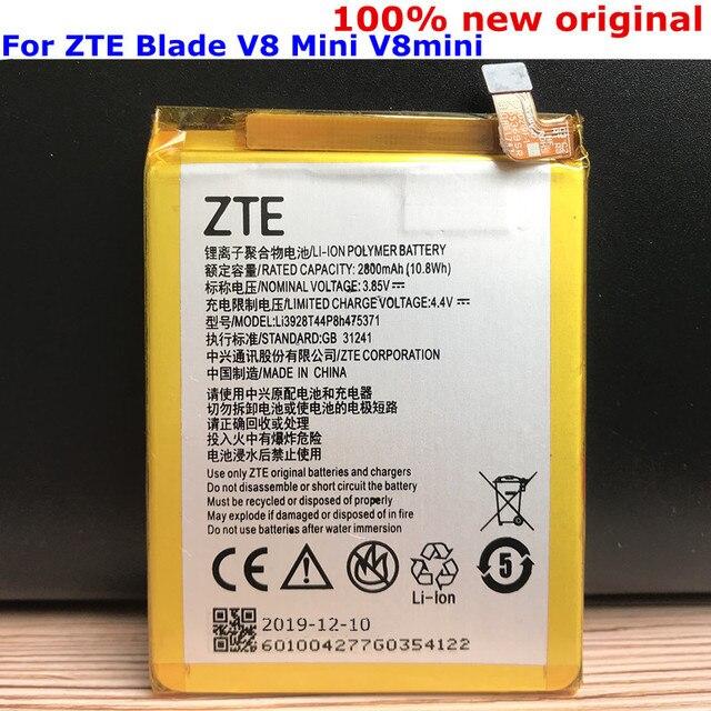 新オリジナル 2800 mah Li3928T44P8h475371 バッテリー zte ブレード V8 ミニ V8mini 電池