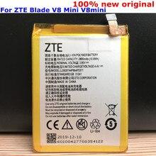 Original novo 2800 mah li3928t44p8h475371 bateria para zte lâmina v8 mini baterias v8mini
