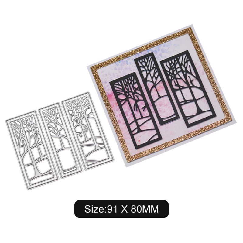 Cutting Dies DIY Stencil Scrapbook Photo Album Paper Card Embossing Craft Decor