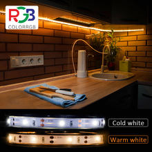 Led light strips, 5V 2A USB powered SMD2835 30 leds/M DIY White warm white led strip for TV Computer Desktop Laptop Background
