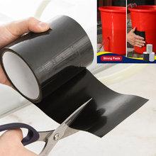100*150mm super forte impermeável fita de fibra pvc tubulação de crack rápida reparação fita forte anti-vazamento auto fitas de duto adesivo