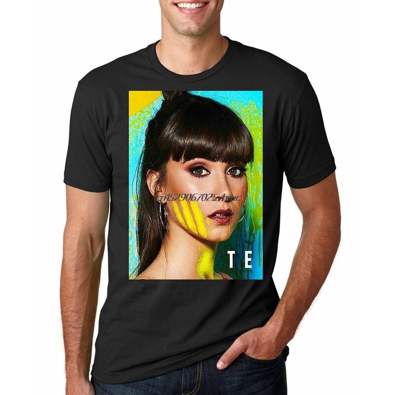 T Shirt Men Tshirt Aitana Telephone Graphic T-Shirt