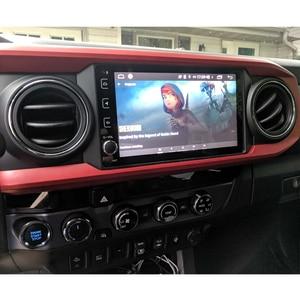 "Image 2 - 9 ""Android10 Radio Đa Phương Tiện Cho Xe Toyota Corolla/Tacoma/Auris/Fortuner 2017 2019 GPS SPDIF Carplay DSP SPDIF 5GWiFi"