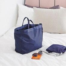 New Portable Duffle Bag Waterproof Large Travel Bag Women Crossbody Bags Travel Organier Shoulder Weekend Bags Travel Totes #35