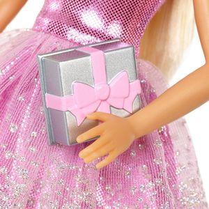 Image 3 - バービーオリジナルブランド人形ハッピー誕生日のファッションアクセサリー子供のためのきらめきガールおもちゃboneca女の子brinquedosギフト